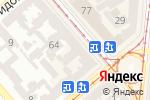 Схема проезда до компании Бюро Сюрпризов в Одессе