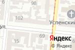 Схема проезда до компании Студия Инны Миронец в Одессе