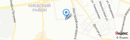 Danica crewing services на карте Одессы
