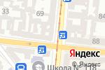 Схема проезда до компании Servis Mobilkin в Одессе