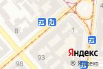 Схема проезда до компании Tornado в Одессе