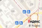 Схема проезда до компании ШаурмMix в Одессе