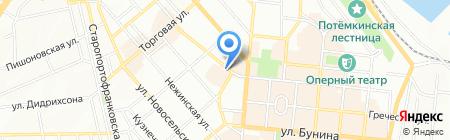 Dr. Гаджет на карте Одессы