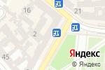 Схема проезда до компании Маха в Одессе