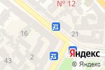 Схема проезда до компании Dr.Гаджет в Одессе