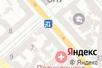Схема проезда до компании КристалБанк, ПАТ в Одессе