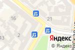 Схема проезда до компании Букинист в Одессе