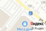 Схема проезда до компании iBEAM в Одессе