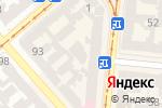 Схема проезда до компании Holy Land в Одессе