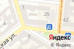 Схема проезда до компании Био Маркет в Одессе