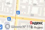 Схема проезда до компании Пан Кабан в Одессе