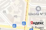 Схема проезда до компании Vodafone в Одессе