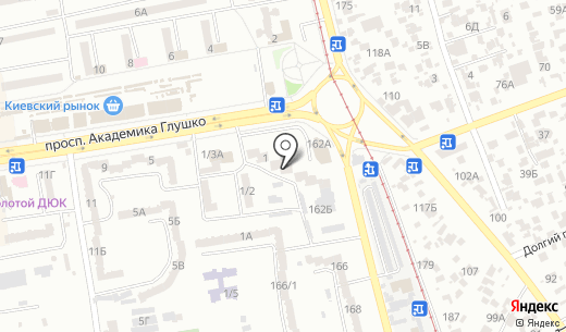 Ателье Мебели. Схема проезда в Одессе