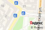 Схема проезда до компании Мак-Сэндвич в Одессе