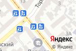 Схема проезда до компании Meyer в Одессе