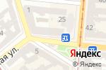 Схема проезда до компании Вербух в Одессе