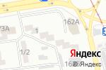 Схема проезда до компании Alla-Vista в Одессе