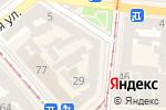 Схема проезда до компании Мастерская по ремонту очков и заточке режущих инструментов в Одессе
