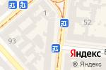 Схема проезда до компании Одесстрой, ОДО в Одессе