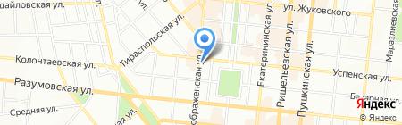 ProStor на карте Одессы