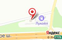 Схема проезда до компании ЭНЕРГИЯ в Мяглово