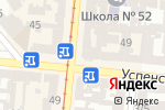 Схема проезда до компании Мобильный телефон в Одессе