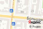 Схема проезда до компании Сота-Альянс в Одессе