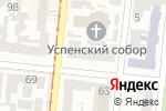 Схема проезда до компании Grill House в Одессе