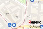 Схема проезда до компании Мастерская по ремонту часов в Одессе