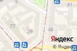 Схема проезда до компании БУлавка в Одессе