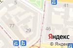 Схема проезда до компании Радиотовары в Одессе
