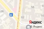 Схема проезда до компании Итальянский квартал в Одессе