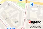 Схема проезда до компании Muller в Одессе