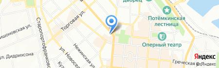 Родник на карте Одессы