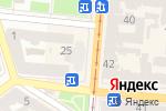 Схема проезда до компании Finti-Fanti в Одессе