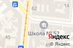 Схема проезда до компании Одесская областная научная библиотека им. М.С. Грушевского в Одессе