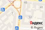 Схема проезда до компании Nimpha в Одессе