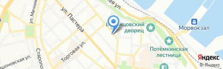 Альфа-Гарант на карте Одессы