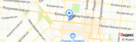 Ruspin Grup на карте Одессы