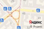 Схема проезда до компании Детская хореографическая школа в Одессе