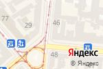 Схема проезда до компании Секунда в Одессе
