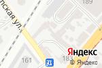 Схема проезда до компании MMC Exclusive в Одессе