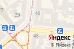 Схема проезда до компании ProStore в Одессе