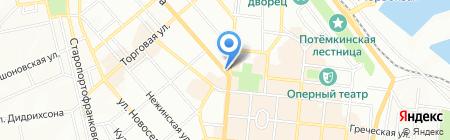 Mini Coffeeni на карте Одессы