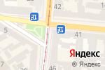 Схема проезда до компании Одесский научно-исследовательский экспертно-криминалистический центр МВД Украины в Одессе