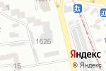 Схема проезда до компании Делфи Групп в Одессе