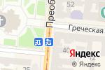 Схема проезда до компании Easy pay в Одессе