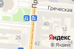 Схема проезда до компании Il Passo в Одессе