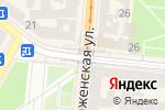 Схема проезда до компании Elemax в Одессе
