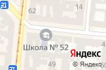 Схема проезда до компании Граве Україна в Одессе